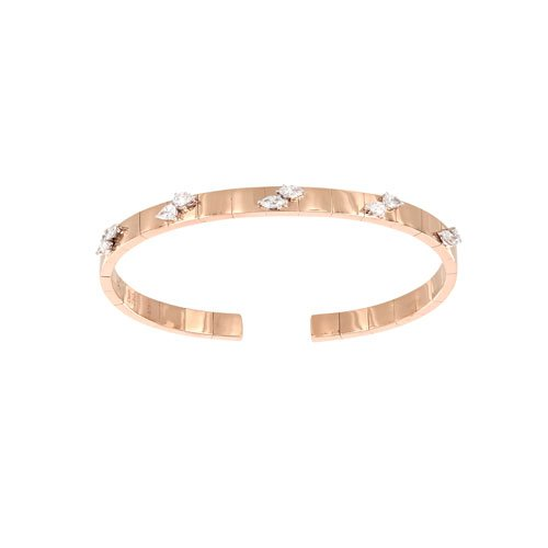 LUST 18K Gold Bracelet with VS-VVS Diamonds